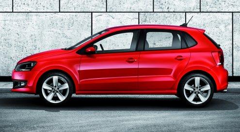 Neuer VW Polo