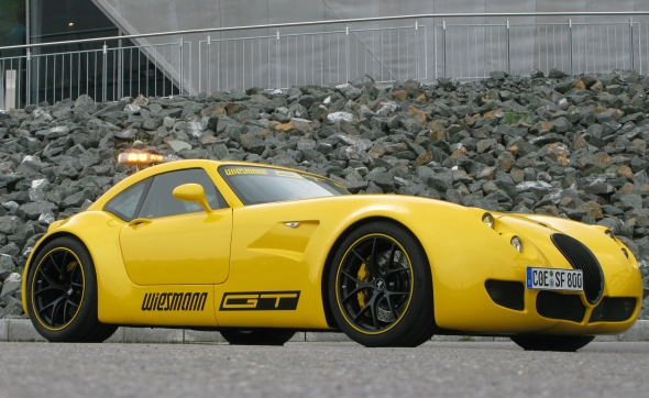 Wiesmann GT MF5 Safety-Car