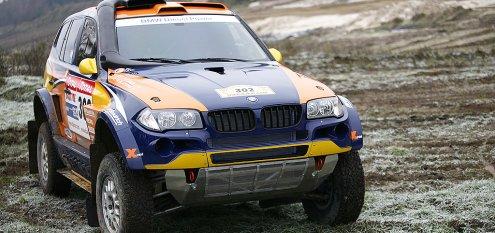 BMW X3 X-Raid