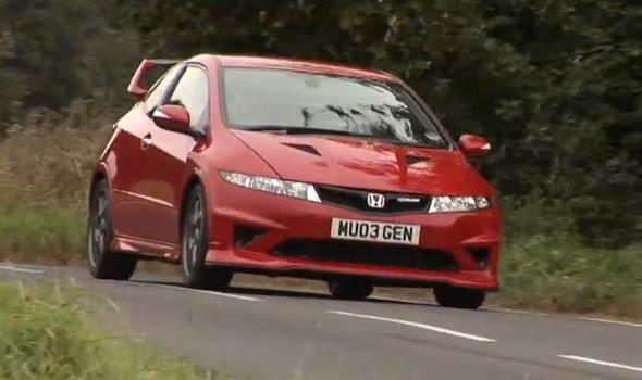 Honda Civic Mugen Type R